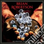 Diamonds and dirt cd musicale di Brian Robertson