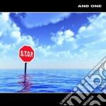 S.t.o.p./treibwerk cd musicale di And One