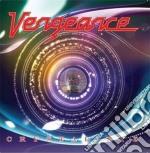 Crystal eye cd musicale di Vengeance
