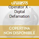 Digital defamation cd musicale