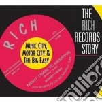 RICH RECORDS STORY, THE                   cd musicale di Artisti Vari
