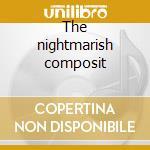 The nightmarish composit cd musicale di Bishop of hexen