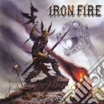 REVENGE cd musicale di Fire Iron