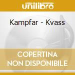 KVASS cd musicale di KAMPFAR