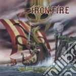 BLADE OF TRIUMPH cd musicale di Fire Iron