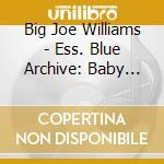 BABY PLEASE DON'T cd musicale di Big joe Williams