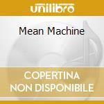 MEAN MACHINE cd musicale di U.D.O.