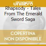 BEST OF RHAPSODY cd musicale di RHAPSODY