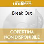 BREAK OUT cd musicale di IRONWARE
