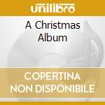 A CHRISTMAS ALBUM                         cd musicale di CALIFORNIA GUITARS T