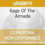 RAGE OF THE ARMADA cd musicale di ARMADA