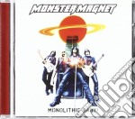 MONOLITHIC BABY! cd musicale di Magnet Monster
