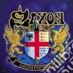 LIONHEART cd musicale di SAXON