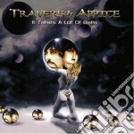IT TAKES A LOT OF BALL cd musicale di TRAVERS & APPICE