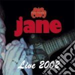 LIVE 2002                                 cd musicale di JANE