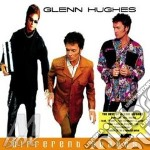 DIFFERENT STAGES                          cd musicale di Glenn Hughes