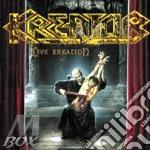 LIVE KREATOR (2CD) cd musicale di KREATOR