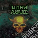 Nuclear Assault - Alive Again cd musicale di Assault Nuclear
