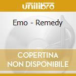 REMEDY cd musicale di EMO