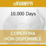 10.000 DAYS cd musicale di SAGA