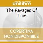 THE RAVAGES OF TIME cd musicale di THRESHOLD