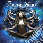 GOD'S EQUATION cd musicale di Mind Pagan's