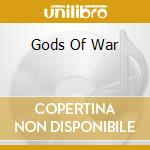 GODS OF WAR cd musicale di MANOWAR