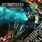 AGONY OF DEATH cd musicale di Moses Holy