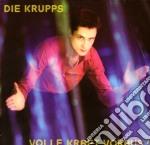 VOLLE KRAFT VORAUS                        cd musicale di Krupps Die