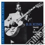 TAKE A SWING WITH ME cd musicale di B.b.king