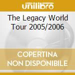 THE LEGACY WORLD TOUR 2005/2006 cd musicale di HELLOWEEN