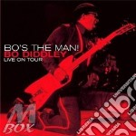 Bo Diddley - Bo's The Man cd musicale di Bo Diddley