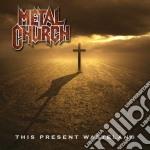 THIS PRESENT WASTELAND cd musicale di Church Metal