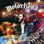 LIVE AT HAMMERSMITH cd musicale di MOTORHEAD
