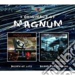 BREATH OF LIFE/BRAND NEW MORNING          cd musicale di MAGNUM
