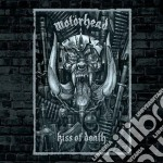 KISS OF DEATH cd musicale di MOTORHEAD