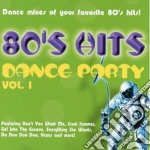 Dance party vol. 1 cd musicale di Hits 80's