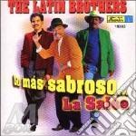 Lo mas sabroso la salsa cd musicale di Brothers Latin