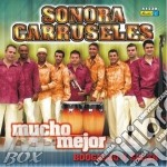 Mucho mejor cd musicale di Carruseles Sonora