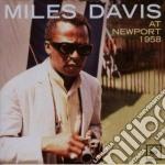 AT THE NEWPORT 1958 cd musicale di Miles Davis
