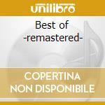 Best of -remastered- cd musicale di Fox Britny