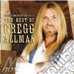 The best of:no stranger to the dark cd musicale di Gregg Allman