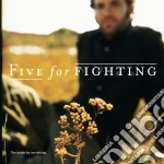 Battle for everything cd musicale di Five for fighting