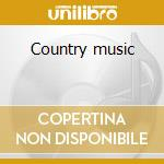 Country music cd musicale di Marty Stuart