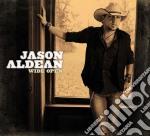 Jason Aldean - Wide Open cd musicale di Jason Aldean