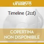 TIMELINE (2CD) cd musicale di BRAND X