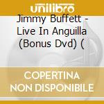 LIVE IN ANGUILLA cd musicale di BUFFETT JIMMY
