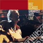 Greatest hits live cd musicale di Boz Scaggs