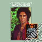 Back to front cd musicale di Gilbert O'sullivan