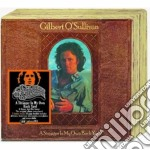 A stranger in my own back yard cd musicale di O'sullivan Gilber